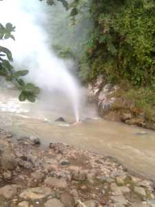 geyser air panas