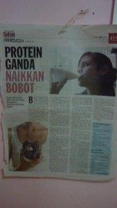 artikel dari Koran Tempo edisi Minggu