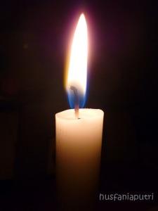 cahaya di kegelapan