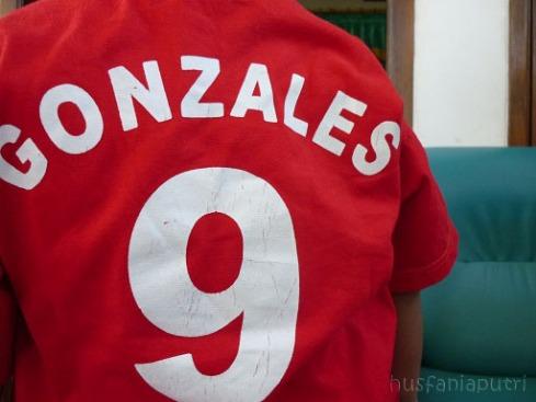 ternyata adalah Gonzales