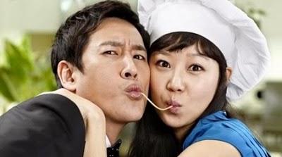 chef Choi Hyun Wook dan koki Seo Yoo Kyung